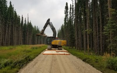GFI Solutions: Western Canada's First Choice For Heavy Duty Access Mats