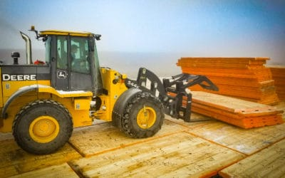 Cross Laminated Timber Mats: What You Need To Know