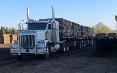 Grande Prairie Access Mats at GFI Solutions